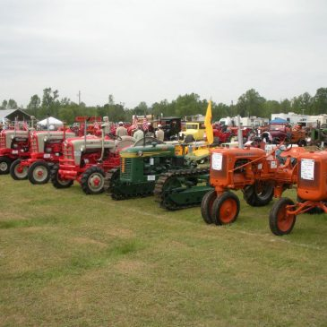 10th Annual Train and Tractor Show